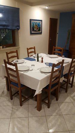 Fazana, Croatia: Restaurant Plavi