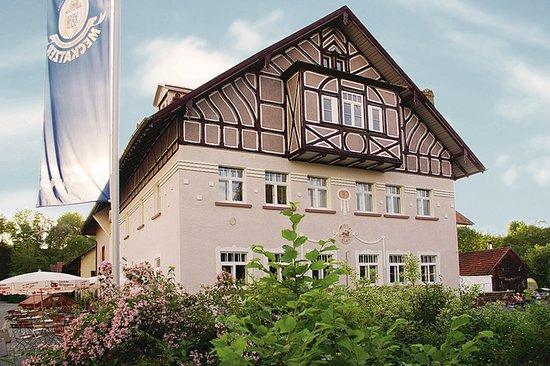Hotel Historischer Dorfgasthof Hirsch