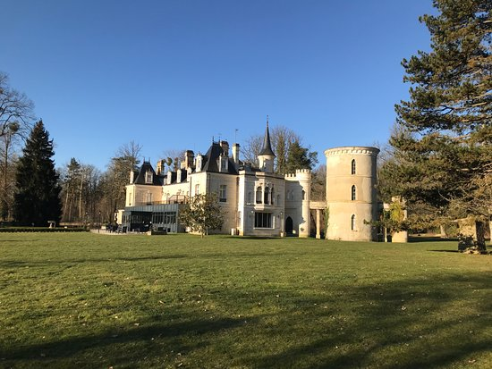 Chambres d 39 hotes du chateau de breuil bruyeres et for Tripadvisor chambres d hotes