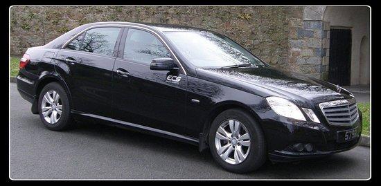 Vale, UK: Mercedes E Class