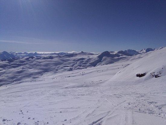 Mutta Rodunda Picture of Flims Laax Falera Ski Resort Laax