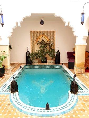 Riad Les Jardins Mandaline: 20180225_094710_large.jpg