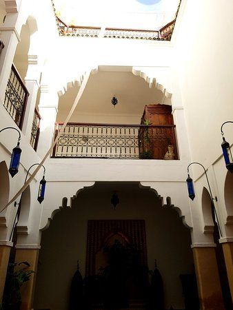 Riad Les Jardins Mandaline: 20180225_094703_large.jpg
