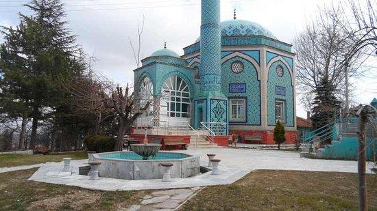 Kutahya, Turkiet: KÜTAHYA ÇİNİLİ CAMİİ