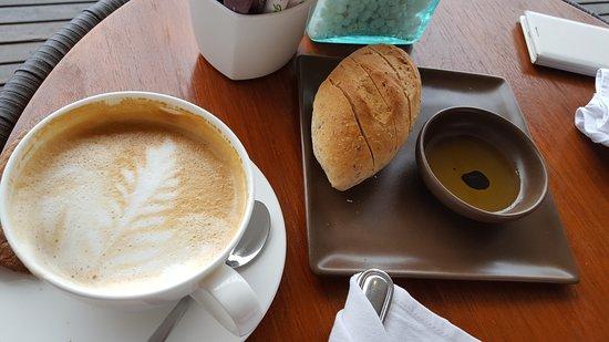 Beach Club Restaurant: Lovely coffee
