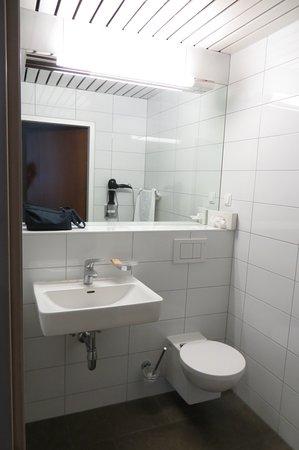 BENEDIKTUSHAUS IM SCHOTTENSTIFT: bathroom