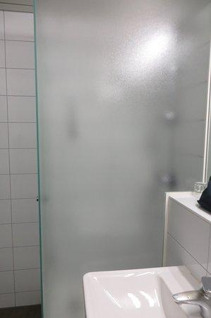 BENEDIKTUSHAUS IM SCHOTTENSTIFT: walk in shower