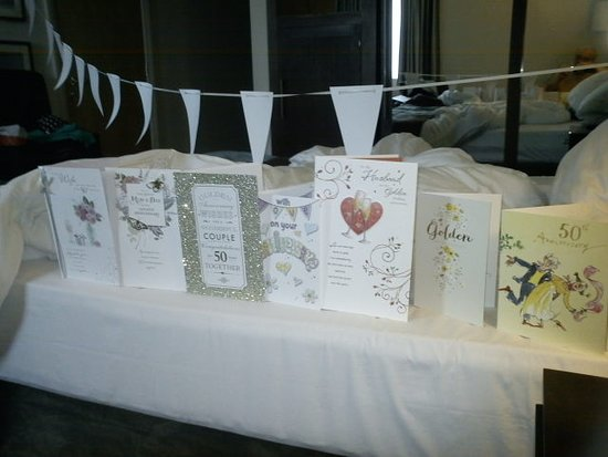 Sutton Scotney, UK: just a few of our cards