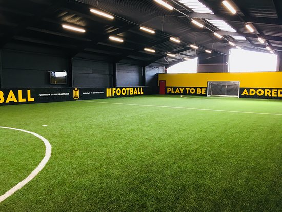 Cheadle, UK: play like a pro on our latest generation synthetic football pitches.