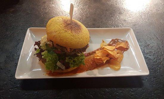 Luis Diner: Burger