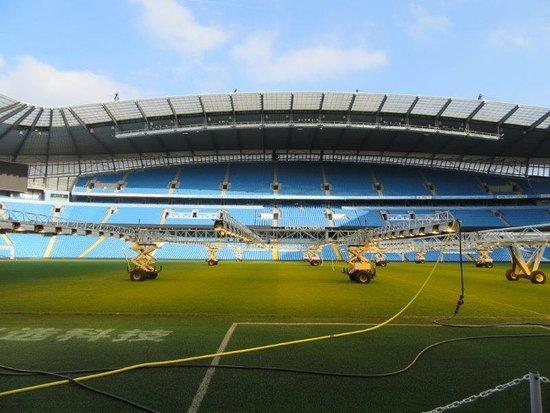 Manchester City Stadium Tour Tripadvisor
