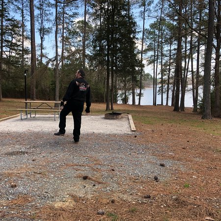 Chester state park rv campground photos
