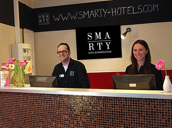 SMARTY Cologne City Center Hotel | Hostel | Boardinghouse