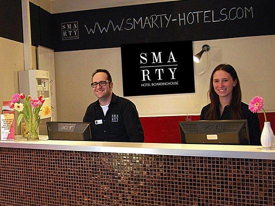 SMARTY Cologne City Center Hotel   Hostel   Boardinghouse