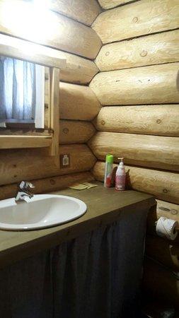 Vytegra, Rosja: Домик номер 4, классный, очень комфортный.