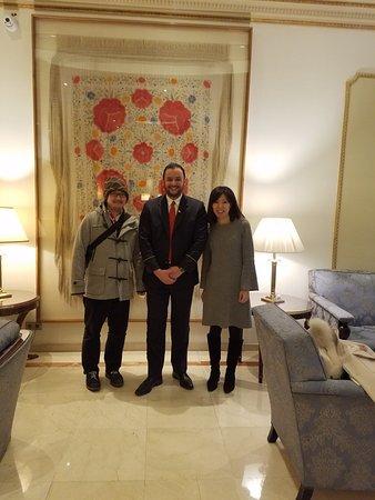 Hotel Roger De Lluria Barcelona: 20180223_081650_large.jpg