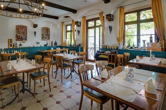 Oschatz, Germany: Restaurant