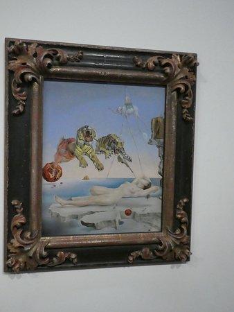 Musée Thyssen-Bornemisza : ダリの絵画