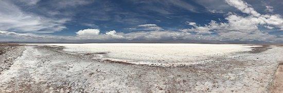 Laguna Tebinquinche: the laguna