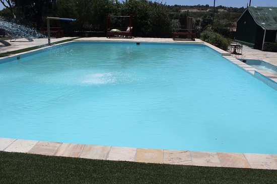 Sidbury, África do Sul: Swimming Pool area