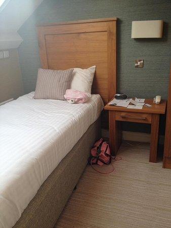 Aspley Guise, UK: room 12 single room