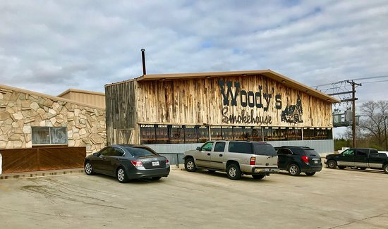 Woody's Smokehouse, Centerville, TX