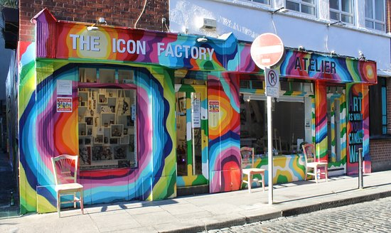 The Icon Factory & The Icon Walk