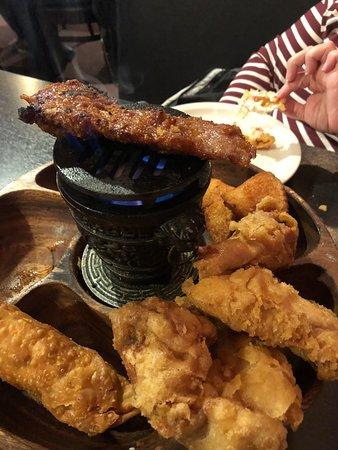 Egg Rolls Orange Chicken Comfort Food Review Of Chinese Kitchen Naperville Il Tripadvisor