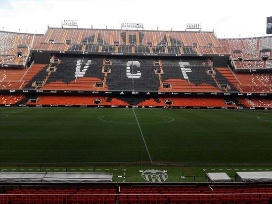 Valencia CF - Girona FC - バレ...