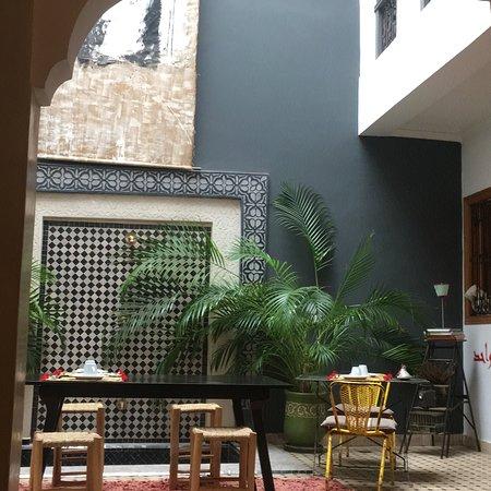 Riad lamzia hotel marrakech maroc voir les tarifs 8 for Hotel a prix bas