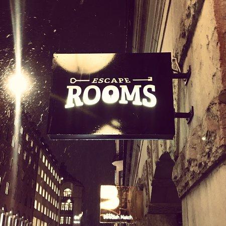 escape room hötorget
