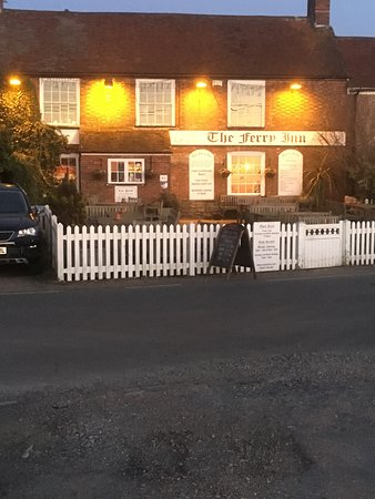 Stone in Oxney, UK: The Ferry Inn