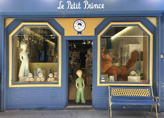 Le Petit Prince Store - Paris