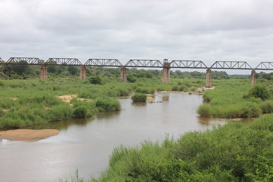 River and bridge from Cattle Baron Skukuza