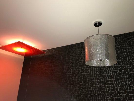 Best Western Plus Up Hotel Funky Lighting