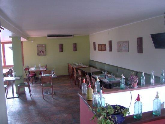 Sant Quirze de Besora, Spagna: Menjador