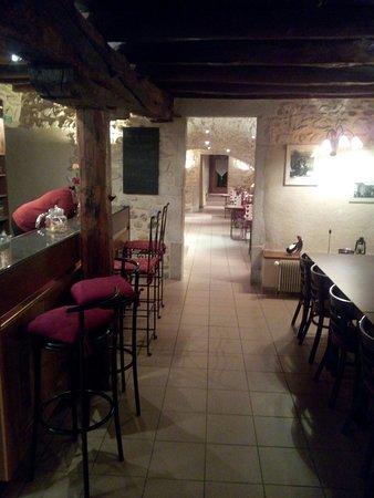 Restaurant bar La CURE