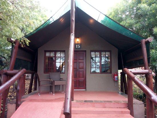 Foto de Zulu Nyala Heritage Safari Lodge