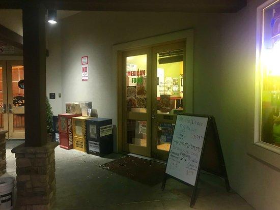 Eagle, CO: Entrance