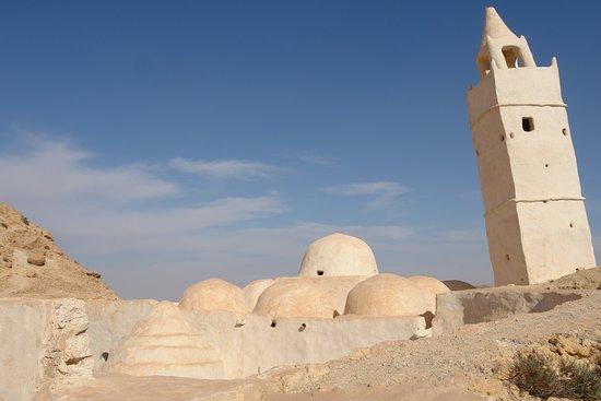 Cartoline da Chenini, Tunisia