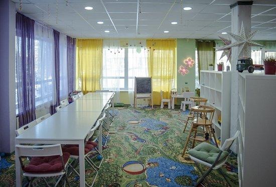 Restaurant «Freestyle»: Детская комната