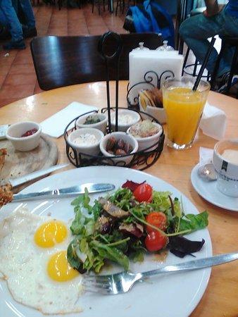 Hanamal 24: Выбранный мной завтрак!