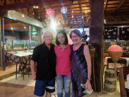 Chaba Thai Kitchen : Merci beaucoup pour votre accueil et votre gentillesse