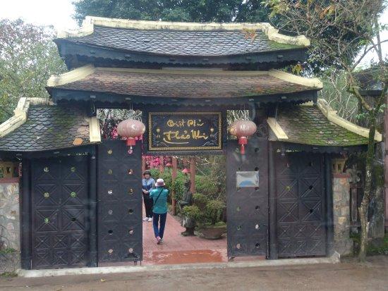 Biet phu thao nhi hue restaurantanmeldelser tripadvisor for Porte 12 restaurant