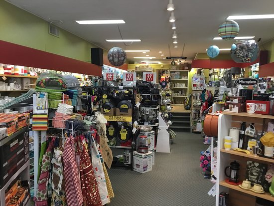 The Kitchen Store Interior View Picture Of Orillia Ontario Tripadvisor