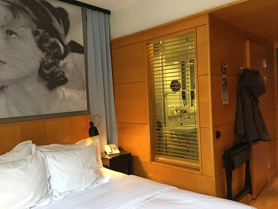 Clarion Collection Hotel Wellington : 房間一角