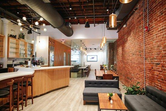 Taste Wine Bar And Kitchen: Modern Design   Main Sitting Area