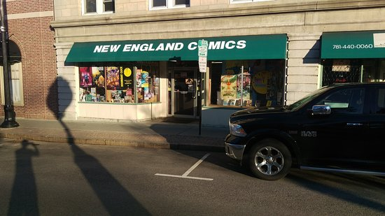 New England Comics
