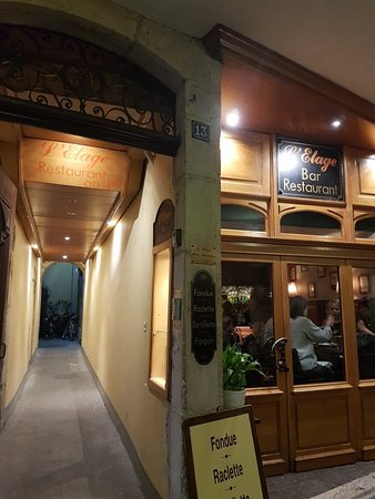 20180223 204016 Large Jpg Picture Of Restaurant L Etage Annecy