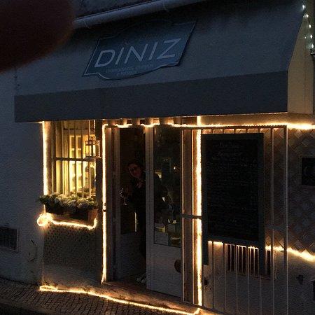 Dom Diniz: Super gezellig en lekker traditioneel en lekker wijnen